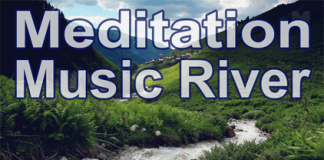 meditation music river