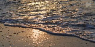 relaxing piano music ocean