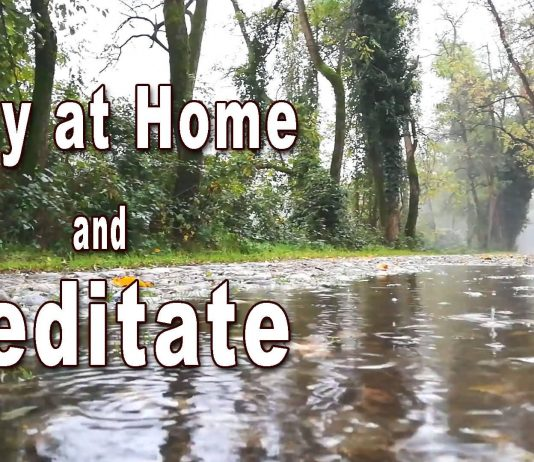 relaxing rain sounds for sleeping meditate
