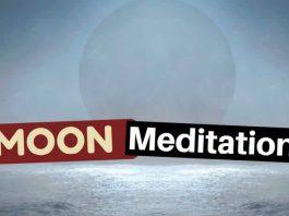 moon meditation