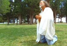 Evangelist Apostle Praying